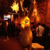 Photo taken at The Jackalope by Adam H. on 3/11/2013