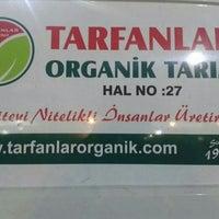 Photo taken at TARFANLAR ORGANİK TARIM ÜRÜNLERİ by Ramazan T. on 9/8/2014