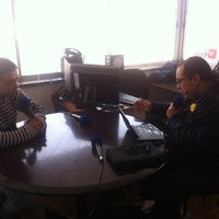 Photo taken at Radio Sport Chile by Leonardo M. on 7/8/2013