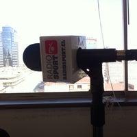 Photo taken at Radio Sport Chile by Leonardo M. on 10/10/2013