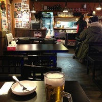 Photo taken at 韓国式炭火焼チキン専門店 辛ちゃん by ミロ パ. on 3/4/2013