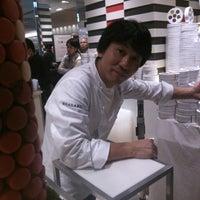 3/14/2013 tarihinde jujurin 0.ziyaretçi tarafından pâtisserie Sadaharu AOKI paris'de çekilen fotoğraf