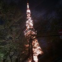 Снимок сделан в Tokyo Shiba Tofuya Ukai пользователем jujurin 0. 4/10/2013