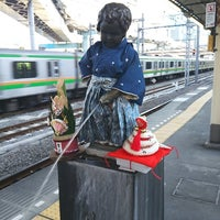 Photo taken at Hamamatsuchō Station by jujurin 0. on 12/27/2012