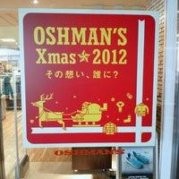 12/2/2012にjujurin 0.がOSHMAN'S 二子玉川店で撮った写真