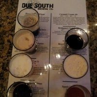 Photo taken at Due South Brewing Co. by Erin W. on 2/3/2013