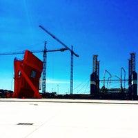 Photo taken at Terminal de Contenedores de Tenerife by Juanma C. on 9/9/2014