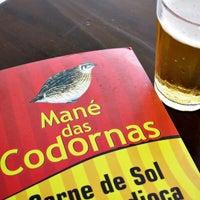Photo taken at Bar do Mané - O Rei das Codornas by Fernando M. on 5/22/2016