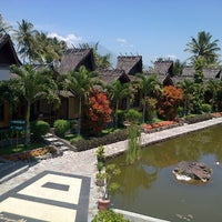 Photo taken at Banyu Alam Resort - Hotel by nenden h. on 9/9/2013