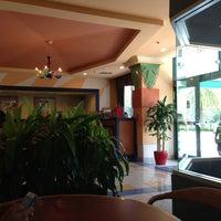 Photo taken at Orlando Vista Hotel by Silmar V. on 4/29/2013