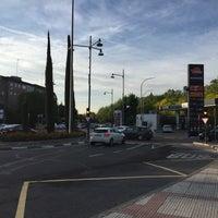 Photo taken at Alcobendas by Omar A. on 5/17/2016