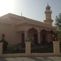 Photo taken at مسجد بلال بن رباح by Omar A. on 7/29/2013