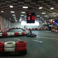 Photo taken at Baku Karting & Event Center by Bosko K. on 11/7/2012
