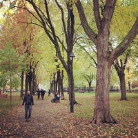 Photo taken at Parc Sir-Wilfrid-Laurier by Jean-Francois L. on 10/20/2012