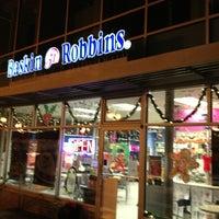 Photo taken at Baskin-Robbins by Julianna O. on 12/28/2012
