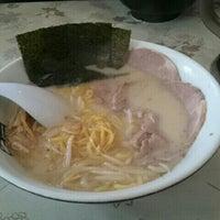 Photo taken at 麺幸 by ハマコー on 12/27/2015