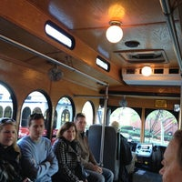 Photo taken at Anheuser-Busch Trolley by Charlie V. on 11/23/2012
