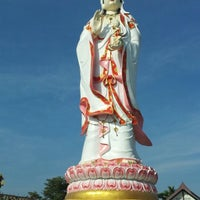 Photo taken at Wat Samanrattanaram by 'A' Iam K. on 12/29/2012
