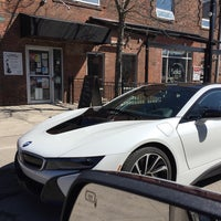 Photo taken at Bloor West Village by Peter H. on 3/28/2015
