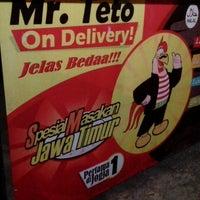 Photo taken at Mr.teto by Anindya W. on 4/8/2013
