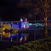 Photo taken at Dutch Wonderland by Seth D. on 12/9/2014