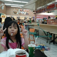 Photo taken at GIANT BSD by Ida A. on 1/4/2014