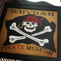 Photo taken at The Whydah Pirate Museum by Jason M. on 7/21/2013
