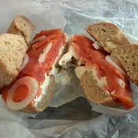 Photo taken at Wonder Bagels by M Ark on 7/31/2012