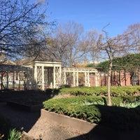 Photo taken at 18th Century Garden by Calvin R. on 3/5/2017