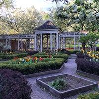 Photo taken at 18th Century Garden by Calvin R. on 4/19/2016