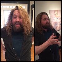 Photo taken at Ozzie Perez Salon by Calvin R. on 10/9/2015