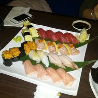 Photo taken at Ryoko's Japanese Restaurant & Bar by Elvin L. on 11/28/2012