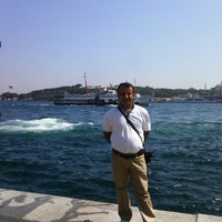 Photo taken at ortakoy by Ercan K. on 8/16/2014