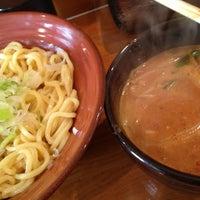Photo taken at 麺屋路三 by Koichiro Y. on 3/22/2013
