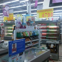 Photo taken at Carrefour by Kandita M. on 11/16/2012
