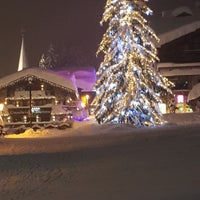 Photo taken at Courchevel Moriond 1650 by Gülay A. on 1/21/2018