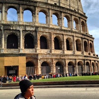 Photo taken at Rome by Firdaus A. on 4/7/2013