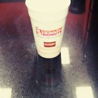 Photo taken at Dunkin' Donuts by Mike B. on 11/7/2014