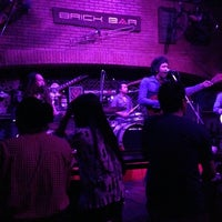 Photo taken at Brick Bar by panadorn p. on 10/16/2012