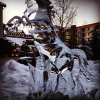 Photo taken at Crested Butte Mountain Resort by Laurence N. on 1/19/2013