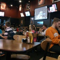 Photo taken at Buffalo Wild Wings by Chris B. on 2/9/2013