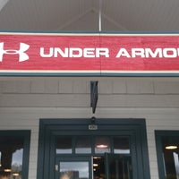 Photo taken at Under Armour by Chris B. on 3/1/2013