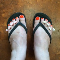 Photo taken at Scottsdale Hand & Foot Spa by Jacki W. on 3/5/2016