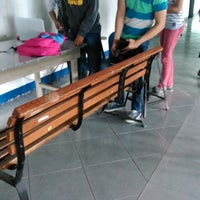 Photo taken at AMA Computer College, Biñan by Sheim Jarra P. on 11/4/2014