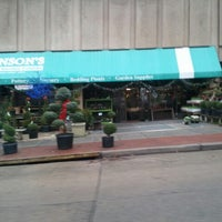 Photo Taken At Johnson 39 S Florist Garden Center By Ellen Y