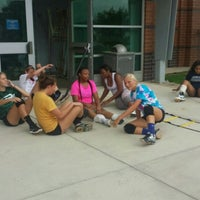 Photo taken at Washington - Lee High School by Ellen Y. on 7/22/2014