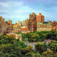 Photo taken at NYU Hayden Residence Hall by Joseph L. on 8/15/2014