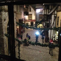 Photo taken at York Castle Museum by Cyril V. on 12/23/2012