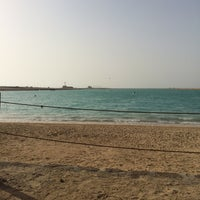 Photo taken at نادي المارينا للرياضات البحرية ب درة العروس by Khayra B. on 6/7/2014