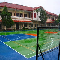 Photo taken at SMA Pangudi Luhur Van Lith by Johans K. on 10/6/2016